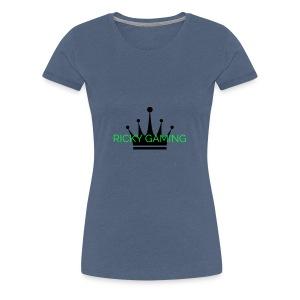 RICKY THE KING - Women's Premium T-Shirt