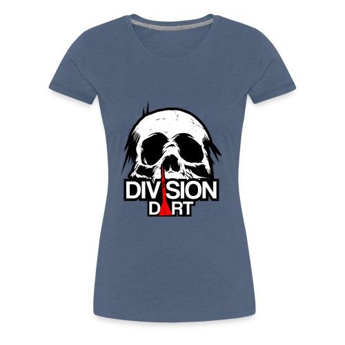 Division Dart - Frauen Premium T-Shirt