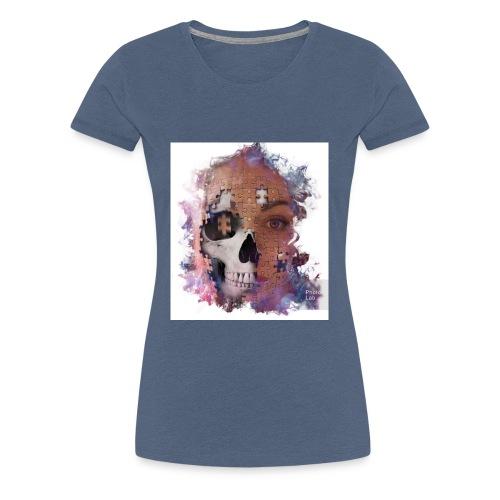 a piece of the puzzle - Women's Premium T-Shirt