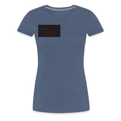 von hand - Frauen Premium T-Shirt