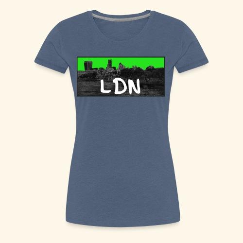 London - Women's Premium T-Shirt