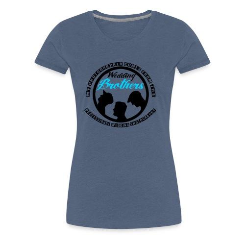 WeddingBrothers Germany Merchandise - Frauen Premium T-Shirt