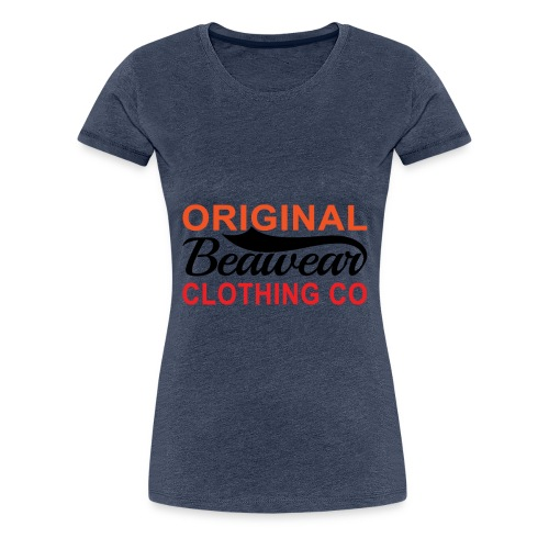 Original Beawear Clothing Co - Women's Premium T-Shirt
