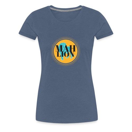 MAH LION - Women's Premium T-Shirt