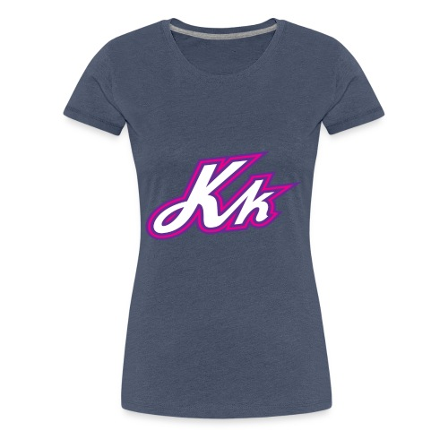 Kk Okay - Women's Premium T-Shirt