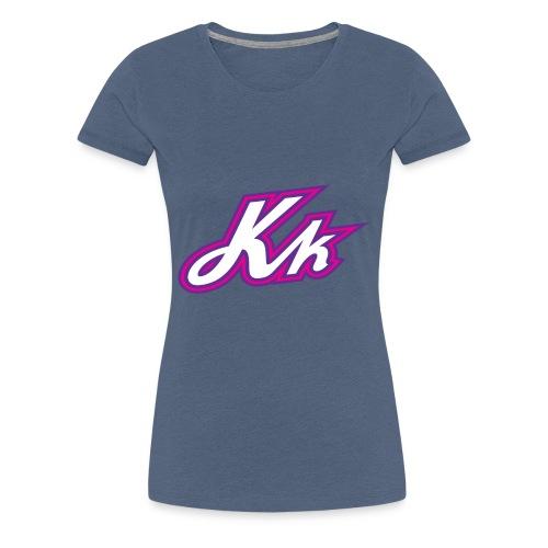 Kk Okay - Women's Premium T-Shirt