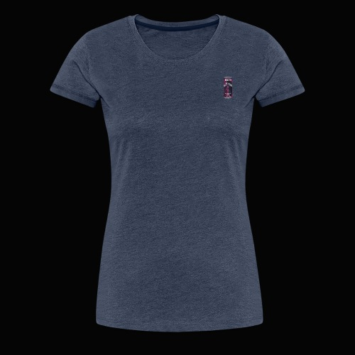 Nocco boi logo - Premium-T-shirt dam