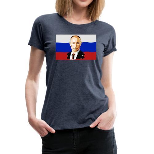 Putin - Frauen Premium T-Shirt