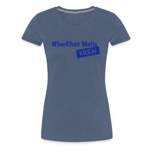 WCMKrew - Vrouwen Premium T-shirt