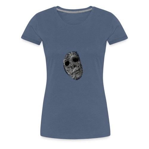 Paranormal Forensics Logo - Women's Premium T-Shirt