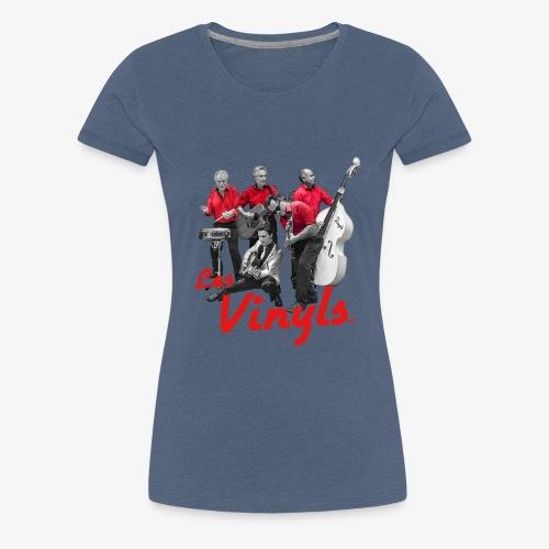 Les Chemises Rouges - T-shirt Premium Femme