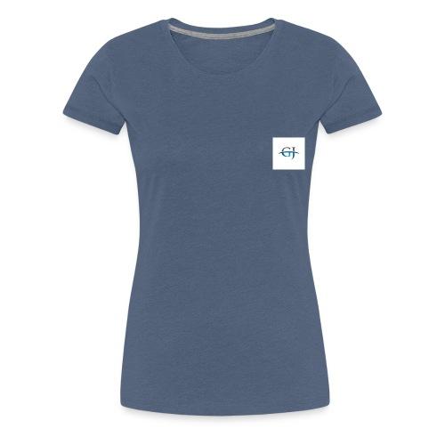 nieuwe shirt zijn binnen - Vrouwen Premium T-shirt