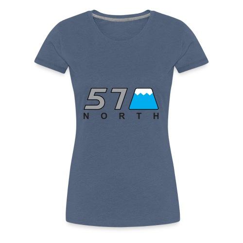57 North - Women's Premium T-Shirt