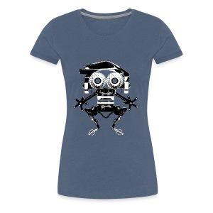 Bikedroid - Women's Premium T-Shirt