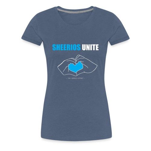 Sheerio Unite - Women's Premium T-Shirt