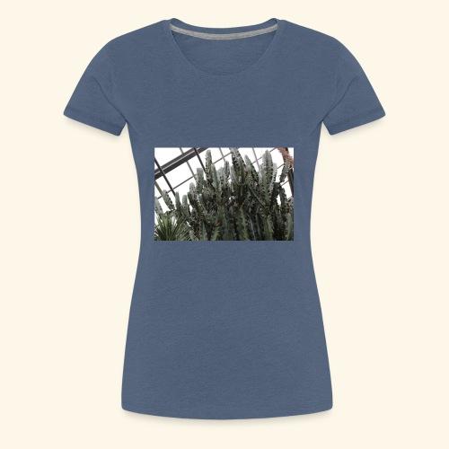 258C8957 EB5B 4CE3 8B02 50AE70CC87C4 - Frauen Premium T-Shirt