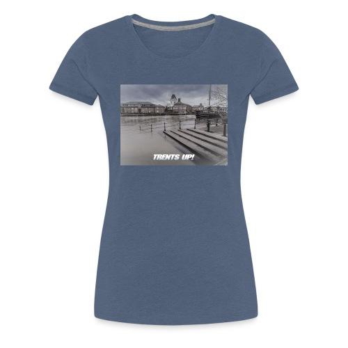 trents up - Women's Premium T-Shirt