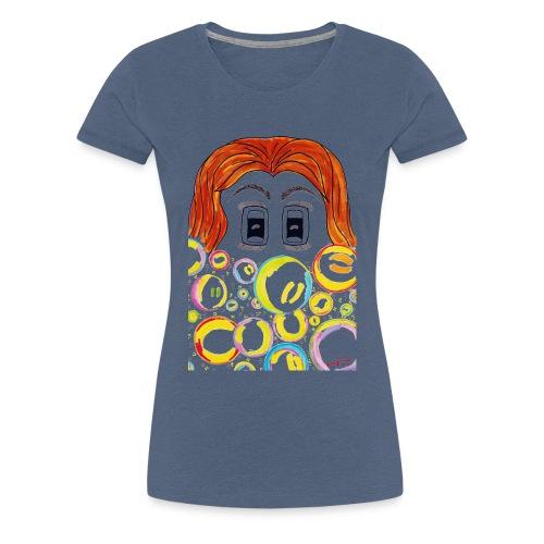 Seifenblasen Mädchen - Frauen Premium T-Shirt