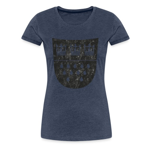 Kölner Wappen - Frauen Premium T-Shirt