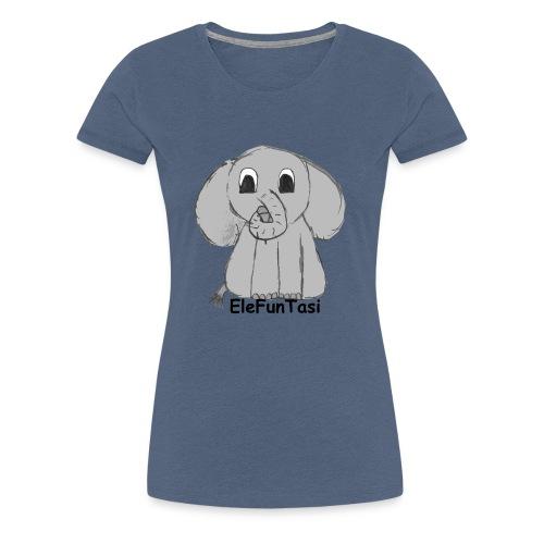 EleFunTastic1 - Frauen Premium T-Shirt