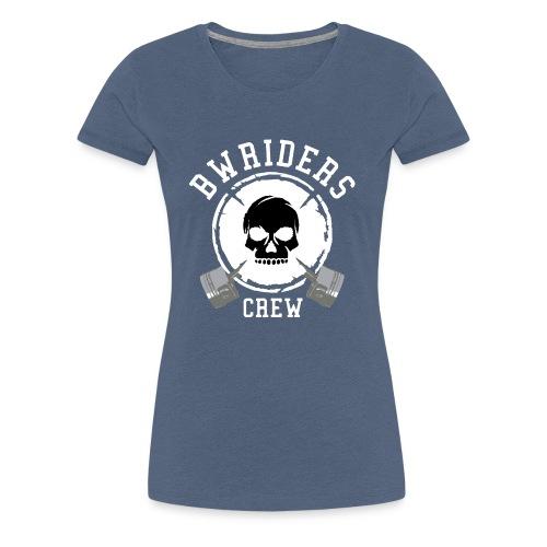 W S BWRIDERS - Frauen Premium T-Shirt