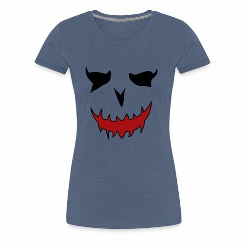 puddin face - Frauen Premium T-Shirt