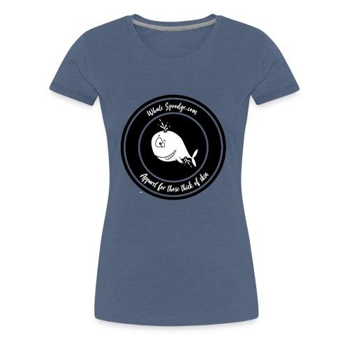 Whale Spoodge Branded Range - Women's Premium T-Shirt