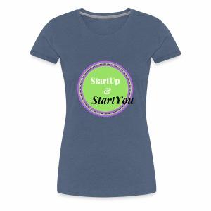 startUp - Camiseta premium mujer