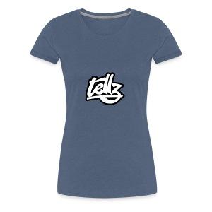Tellz Original - T-shirt Premium Femme