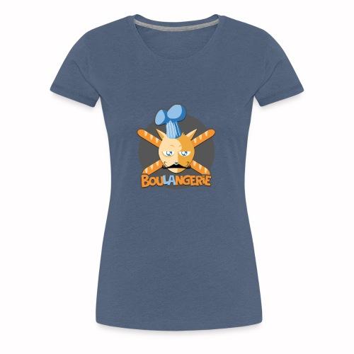 Le logo, le seul, l'unique ! - T-shirt Premium Femme