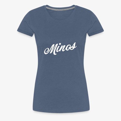 Minos - T-shirt Premium Femme