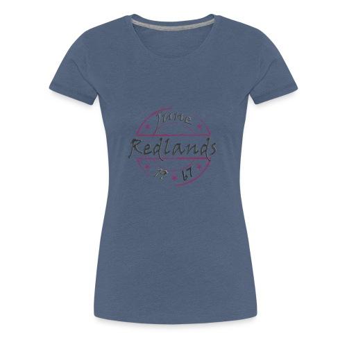1967 Redlands - Frauen Premium T-Shirt