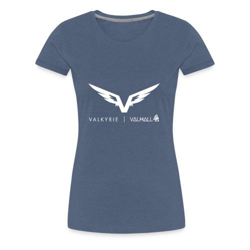 valkyriewhite - Women's Premium T-Shirt