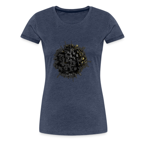 AsteroidCi-T Shirt - T-shirt Premium Femme