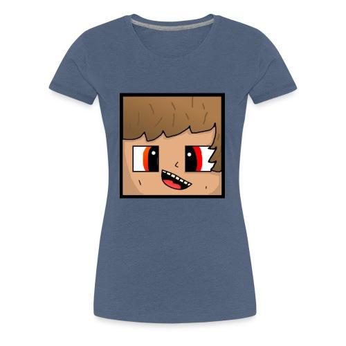 Zytron logo - Women's Premium T-Shirt