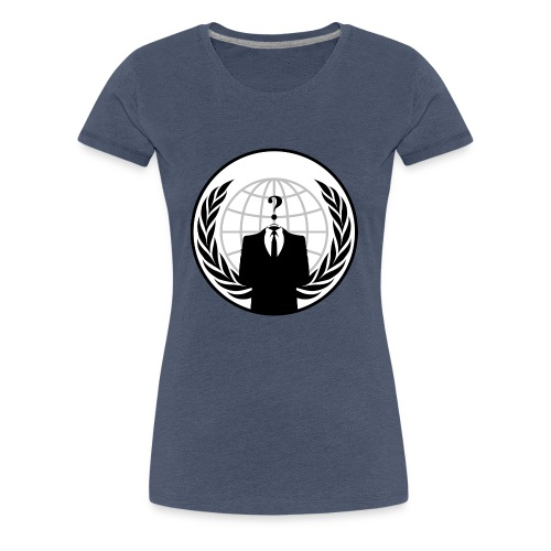 Anonymous Corporation - Women's Premium T-Shirt