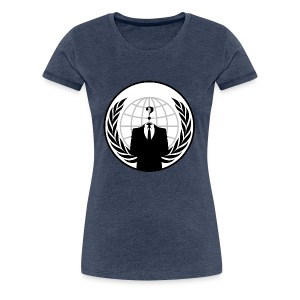Anonymous Corporation - Women's Premium T-Shirt