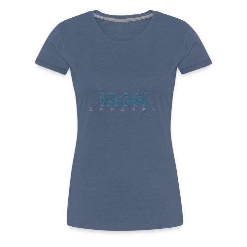 IRON Apparel cut - Frauen Premium T-Shirt
