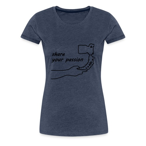 Joby GorillaPod - Frauen Premium T-Shirt