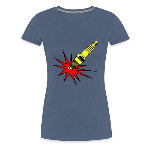 Züendfunke - Frauen Premium T-Shirt