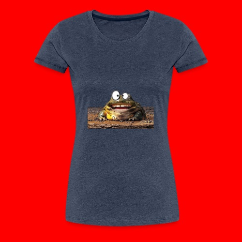 Sammakko - Naisten premium t-paita