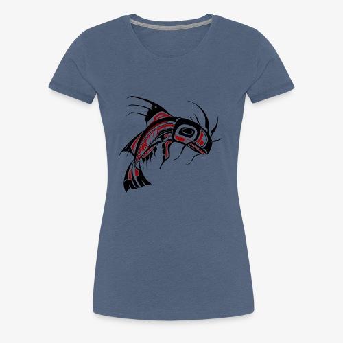 Der Wallachshai - Frauen Premium T-Shirt