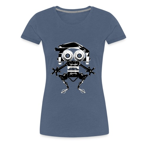 Bikedroid - Women's Premium T-Shirt