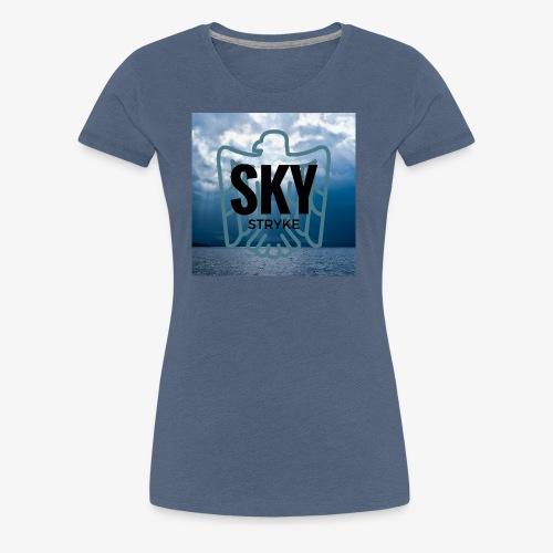 Sky-Eagle - Frauen Premium T-Shirt