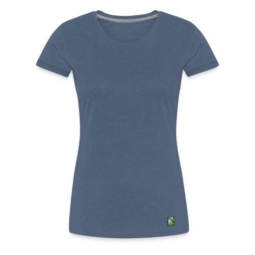 C4 - Premium-T-shirt dam