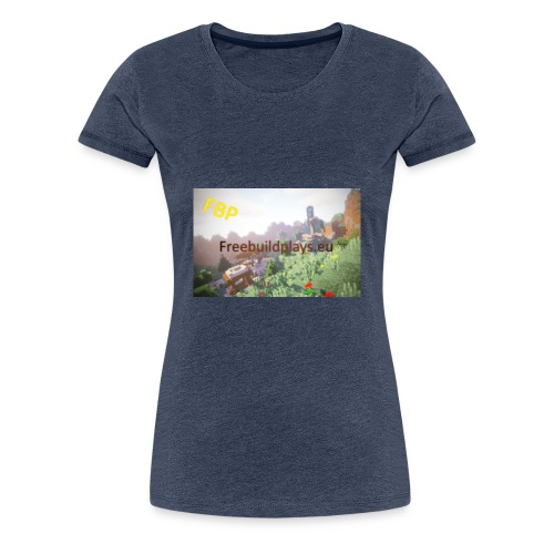 freebuildplays - Frauen Premium T-Shirt