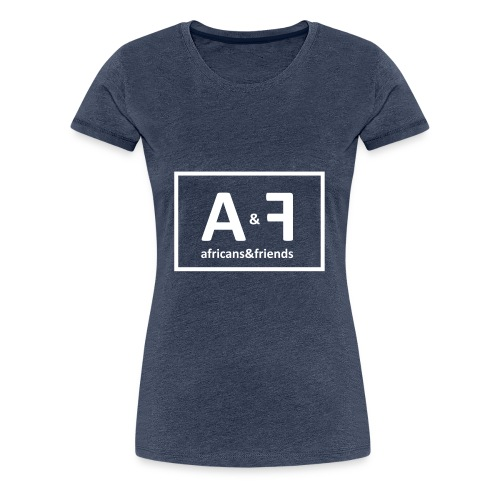 amis Africans - T-shirt Premium Femme
