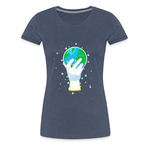 Who rules the world ? - T-shirt Premium Femme