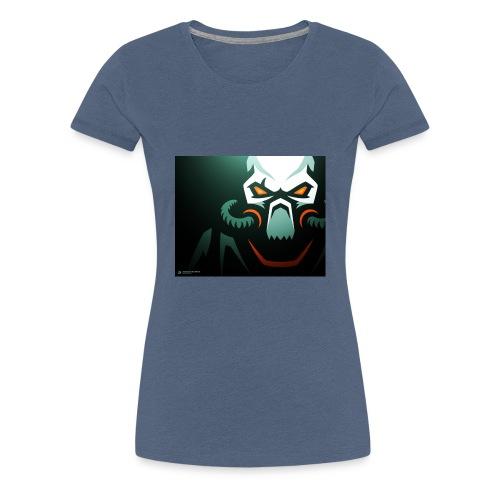 DexxonPresentsShot - Frauen Premium T-Shirt