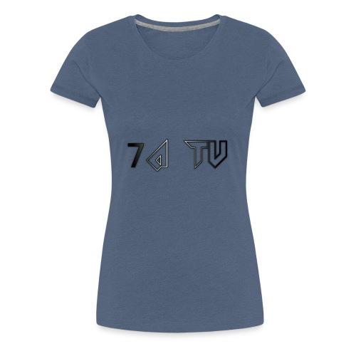 7A TV - Women's Premium T-Shirt